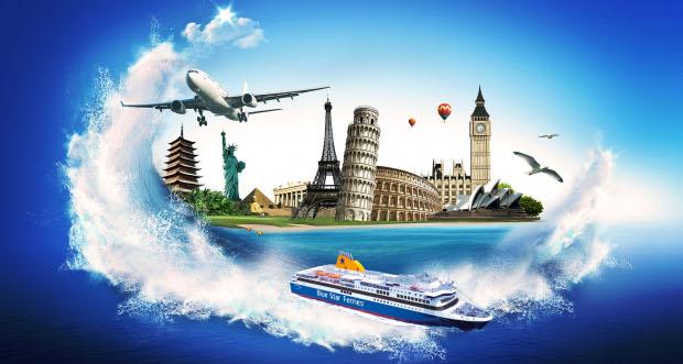 Agence de voyages et forfait touristique