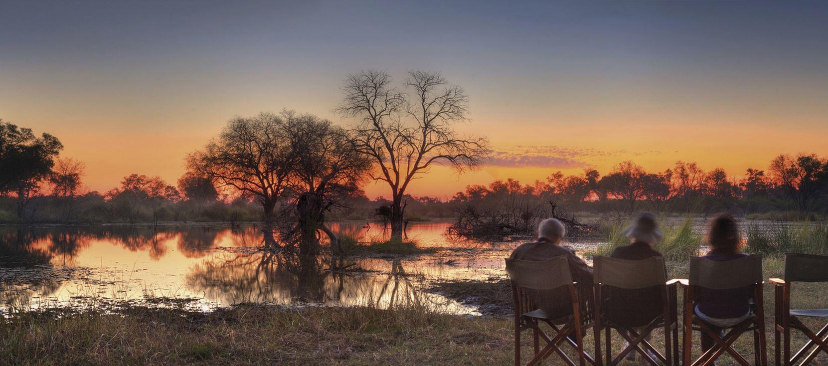 Goûter au paradis qu'est le Botswana