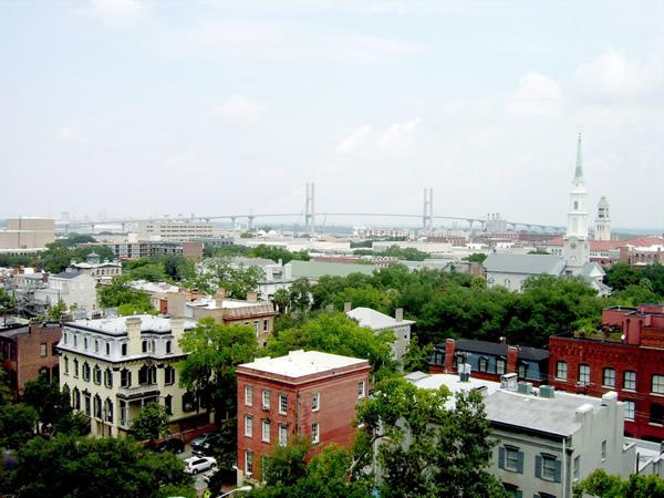 Savannah en Georgie : une ville du sud à visiter durant un séjour aux États-Unis