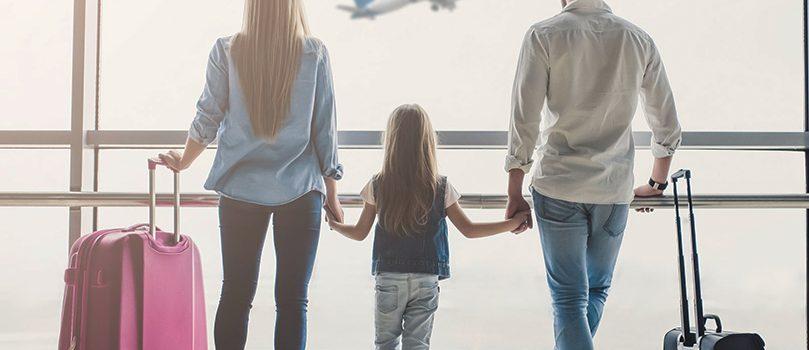 Comment organiser un voyage avec des enfants ?