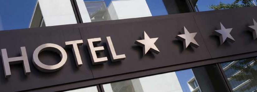 Que signifie le nombre d'étoiles des hôtels?